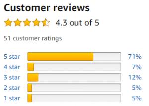 firming facial oil customer reviews