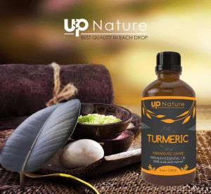 turmeric essential oil