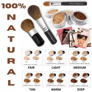 100% Natural hygienic selections