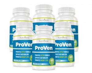 Proven detoxifying supplements