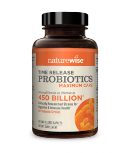 Time Release Probiotic