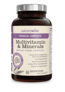 Nature wise Women's prenatal multivitamins